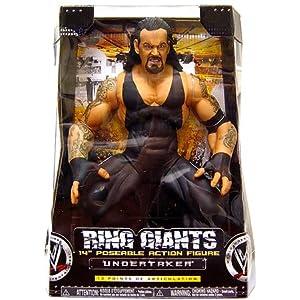 WWE Jakks Pacific Wrestling Action Figure Ring Giants Series 9 Undertaker