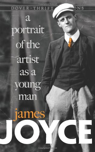 A Portrait of the Artist as a Young Man (Dover Thrift...