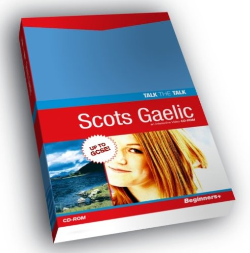 Talk The Talk Scots Gaelic: Interactive Video CD-ROM - Beginners + (PC/Mac)