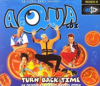 Aqua - Turn Back Time - Zortam Music