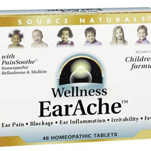 Отзывы Source Naturals Wellness Earache