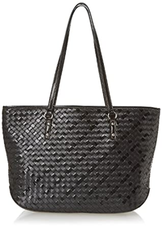 Nine West Showstopper Tote MD Shoulder Bag,Showstopper Tote Md,One Size