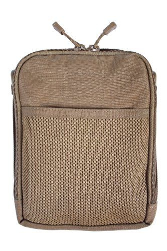 Spec-Ops Brand Pack-Rat Organizer (Coyote Brown)