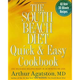 The South Beach Diet Quick and Easy Cookbook