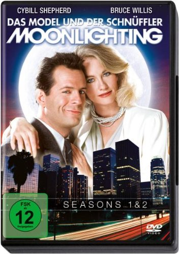 Moonlighting - Das Model und der Schnüffler, Seasons 1 & 2 [6 DVDs]