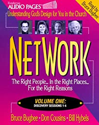 Network Seminar Audio Tapes