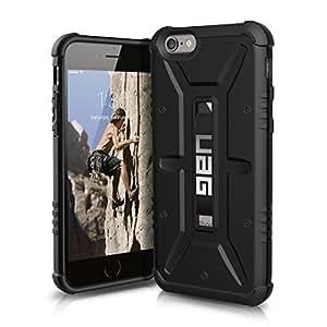 【日本正規代理店品】URBAN ARMOR GEAR iPhone 6s/6 (4.7インチ)用コンポジットケース ブラック フラストレーションフリーパッケージ(FFP) UAG-FIPH6S-BLK