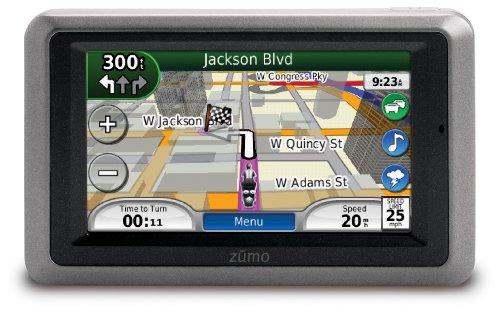 Garmin Zumo 665 Widescreen Motorcyle Navigator