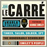 Image of The Karla Trilogy Digital Collection Featuring George Smiley: Tinker, Tailor, Soldier, Spy, The Honourable Schoolboy, Smiley's People