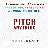 by Oren Klaff (Author, Narrator), McGraw-Hill Education (Publisher) (387)Buy new:  $18.20  $9.95
