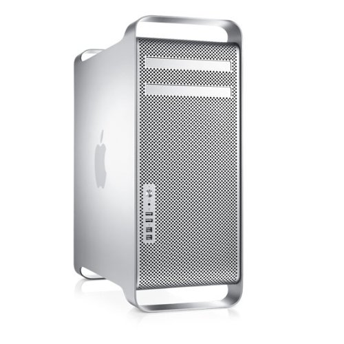 Mac Pro Two 2.26GHz Quad-Core Intel Xeon/6GB/640GB/GeForce GT 120/SD
