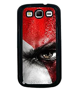 Vizagbeats Angry Eye Back Case Cover For Samsung Galaxy S3