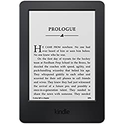 "Kindle E-reader, 6"" Glare-Free Touchscreen Display, Wi-Fi - Includes Special Offers (Previous Generation - 7th)"