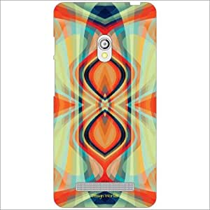 Design Worlds - Asus Zenfone 5 A501CG Designer Back Cover Case - Multicolor...