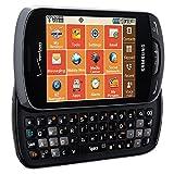 Verizon Samsung U380 Brightside Blue 3G CDMA Smartphone Good Condition