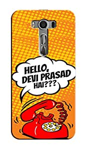 Nakalchi Back Cover For Micromax Canvas Nitro A311
