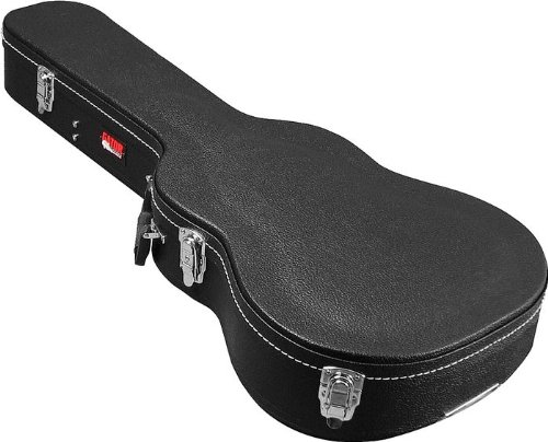 Gator Hard-Shell Wood Case for 3/4 Size Acoustic Guitars
