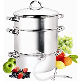 45% off Cook N Home 9.5 Quart Stainless Steel Juicer Steamer 51XGkBFFulL._SL500_AA280_