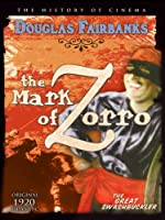 Douglas Fairbanks - The Mark of Zorro