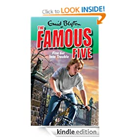 Famous Five 8: Five Get Into Trouble