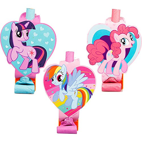 Amscan My Little Pony Blowouts