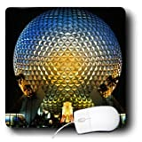 3dRose LLC 8 x 8 x 0.25 Inches Mouse Pad, Florida Orlando Epcot Center At Walt Disney World Bill Bachmann (mp_89024_1)