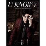 YUNHO from 東方神起『 U KNOW Y』 ミニアルバム+DVD