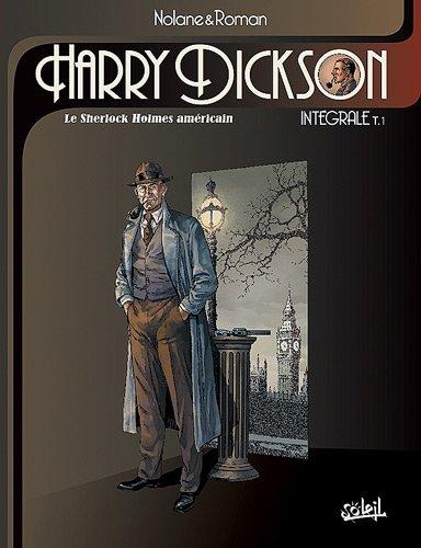 Harry Dickson Le Sherlock Holmes Américain [BD] [MULTI]