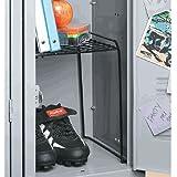 Grayline 40160, Locker Stacking Shelf, Black