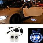 2Pcs Projecteur LED Laser Lumi�re de...
