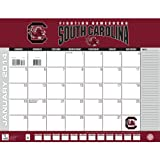 Turner - Perfect Timing 2014 South Carolina Gamecocks Desk Calendar, 22 x 17 Inches (8061300)
