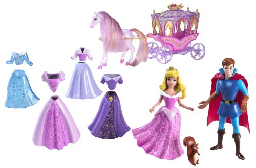 Buy Low Price Mattel Disney Princess Favorite Moments Sleeping Beauty Deluxe Gift Set Figure (B000W53LRW)