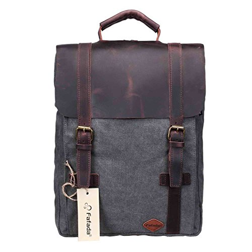fafada-mens-canvas-leather-outdoor-sports-travelling-backpack-satchel-vintage-sac-a-dos-typ2-dunkelg