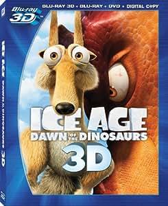 Ice Age: Dawn of the Dinosaurs (Blu-ray 3D / Blu-ray / DVD + Digital Copy)]