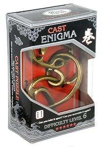 Cast Enigma - Hanayama Cast Metal Puzzle