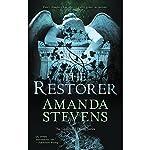 The Restorer: The Graveyard Queen, Book 1 | Amanda Stevens