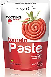 Splitz Tomato Paste - 500 Grams