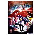 ベイマックス ビッグ ヒーロー 6 ジグソー パズル ディズニー 公式ライセンス商品 BIG HERO 6 BayMax Jigsaw puzzle Disney Official licensed products 85 の中古画像