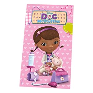 doc mcstuffins 140 x 70 c has been added to your