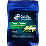Green Coffee Bean Extract 5000mg 60's | GMP Manufactured | Weight Loss Capsules | Divinity Nutrition