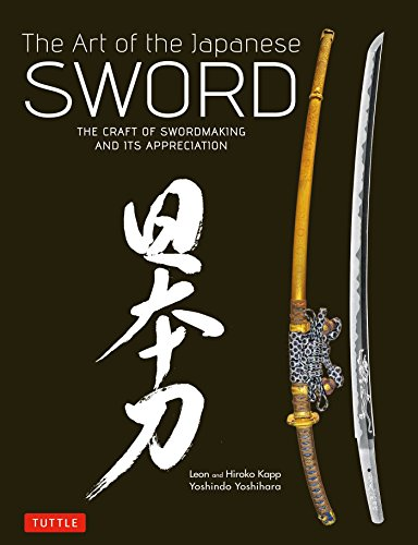 art-of-the-japanese-sword-the-craft-of-swordmaking-and-its-appreciation