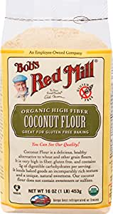 Bob's Red Mill Organic Coconut Flour, 16-Ounce