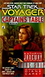 Fire Ship : The Captain's Table, Book 4 (Star Trek : Voyager) (0613147189) by Janeway, Kathryn
