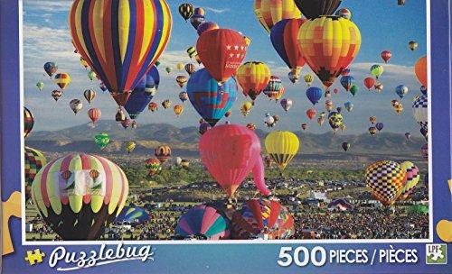 Puzzlebug 500 Piece Puzzle ~ Albuquerque Hot Air Balloon Festival