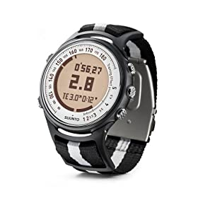 Suunto T4 Heart Rate Monitor and Fitness Trainer Watch (Black)