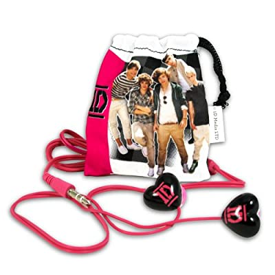 1 Direction Earbuds from Jazwares Domestic