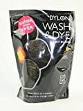 Dylon Wash & Dye Fabric Dye (400gram Pk) Velvet Black