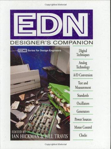 EDN Designers Companion (EDN Series for Design Engineers)