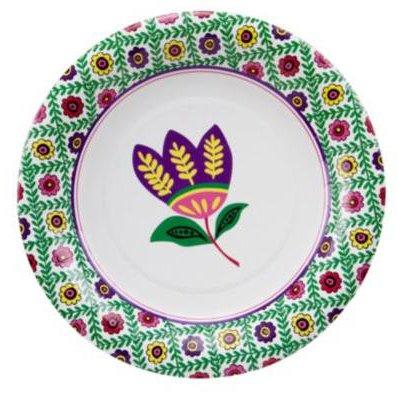 Vera Bradley Cocktail Plates ~ Viva la Vera