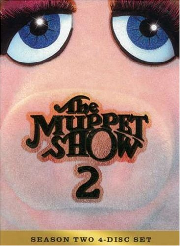 Cover art for  The Muppet Show: Season 2